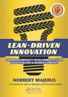 Lean Driven Innovation PDF