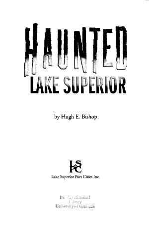 Haunted Lake Superior PDF