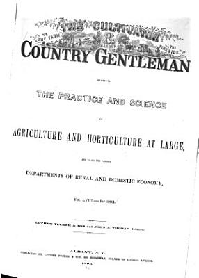 The Cultivator   Country Gentleman