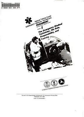National Training Course  Emergency Medical Technician  Paramedic  Instructor s Lesson Plans