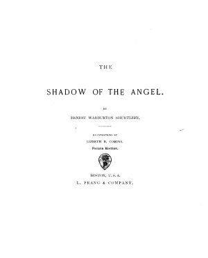 The Shadow of the Angel PDF