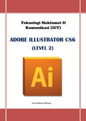 ADOBE ILLUSTRATOR CS6 (LEVEL 2) (MALAY)
