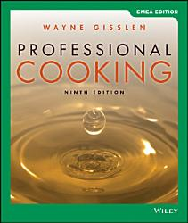 Professional Cooking Book PDF