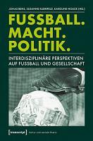 Fu  ball  Macht  Politik  PDF