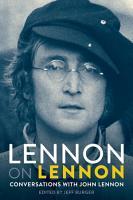 Lennon On Lennon  Conversations With John Lennon PDF