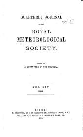 Quarterly Journal of the Royal Meteorological Society: Volume 14