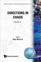 Directions In Chaos Book PDF