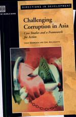 Challenging Corruption in Asia