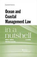 Ocean and Coastal Management Law in a Nutshell PDF