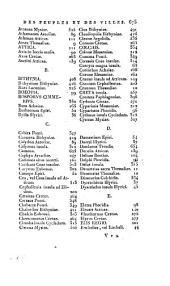 Description de médailles antiques, grecques et romaines: avec leur degré de rareté et leur estimation; ouvrage servant de catalogue à une suite de plus de vingt mille empreintes en soufre, prise sur les pièces originales, Volume2