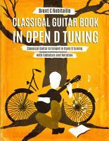Classical Guitar Book in Open D Tuning PDF