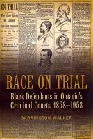 Race on Trial PDF