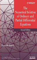 The Numerical Solution of Ordinary and Partial Differential Equations PDF