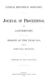 Journal of Proceedings, and Addresses: Volume 23; Volume 29