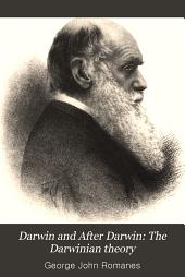 The Darwinian theory