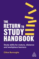 The Return to Study Handbook