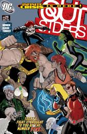 Outsiders (2003-) #29
