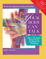 Your Body Can Talk  Revised 2nd Edition PDF