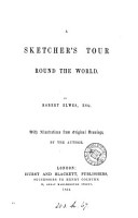 A Sketcher s Tour Round the World PDF
