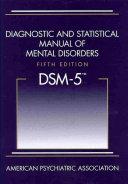 DIAGNOSTIC AND  5TH ED