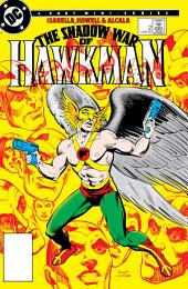 The Shadow War of Hawkman (1985-) #2