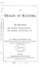 The Origin of Nations