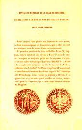 Monnaie ou médaille de la ville de Deventer, double noble à la rose au nom du seigneur d'Arckel: deux pièces inédites