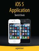 iOS 5 Application Sketch Book