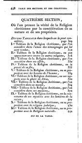 Traité de la vérité de la religion chrétienne: Volume1