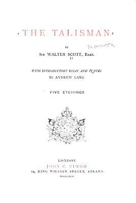 Waverley Novels  The talisman PDF