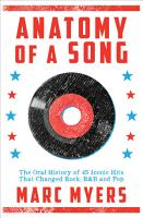 Anatomy of a Song PDF