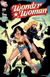 Wonder Woman (2006-) #34
