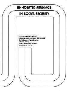 Annotated Readings in Social Security PDF