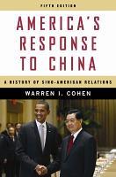 America s Response to China PDF