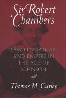 Sir Robert Chambers PDF