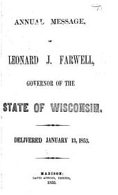 Journal of the ... Legislative Assembly of the State of Wisconsin