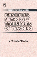 Principles, Methods & Techniques Of Teac