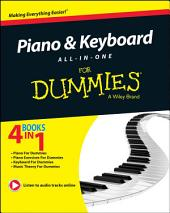 Piano and Keyboard All-in-One For Dummies