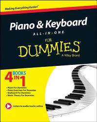 Piano and Keyboard All in One For Dummies PDF