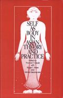 Self as Body in Asian Theory and Practice PDF
