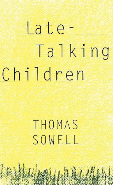 Download Late Talking Children Book