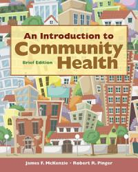 An Introduction to Community Health Brief Edition PDF