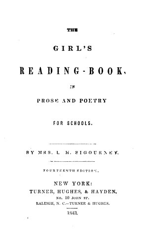 The Girl s Reading book