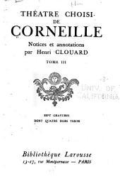 Théatre choisi de Corneille: Rodogune