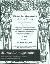 Mirror for magistrates: in five parts, Volume 1, Parts 1-2