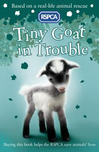 RSPCA  Tiny Goat in Trouble Book