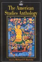 The American Studies Anthology