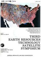 Third Earth Resources Technology Satellite 1 Symposium PDF