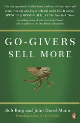 Go Givers Sell More Book PDF