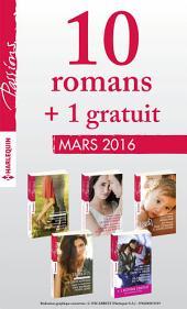 10 romans inédits Passions + 1 gratuit (no585 à 589 - Mars 2016)